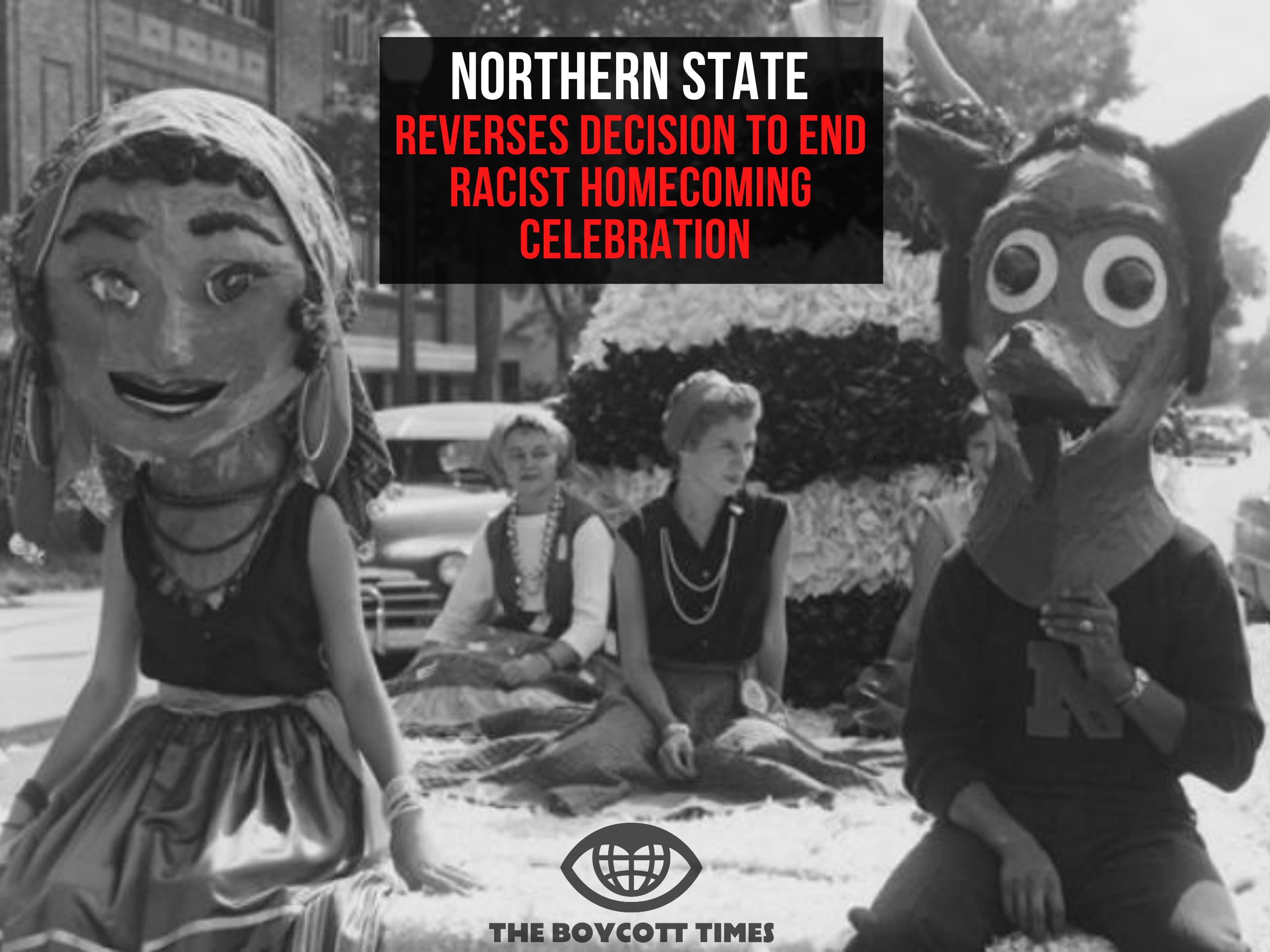 NSU REVERSES DECISION TO END RACIST CELEBRATION